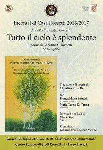 Christina Rossetti Poesie